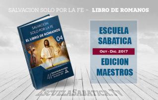"""Lección 5 Edicion Maestros: """"La fe de Abraham""""  Para el 4 de noviembre de 2017"""