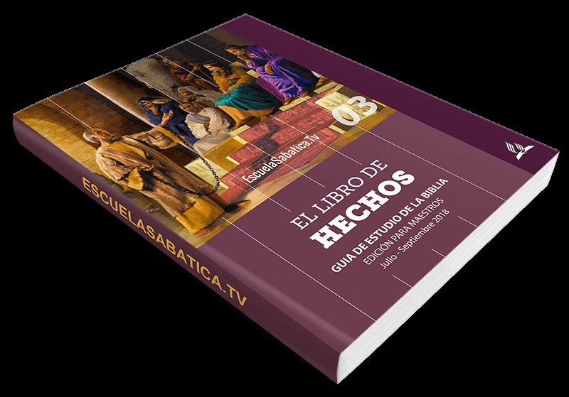 el libro de hechos - tercer triemestre 2018