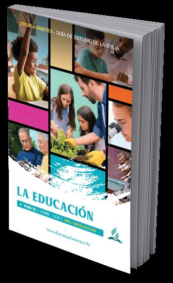 escuela sabatica 4to trimestre 2020 la educacion