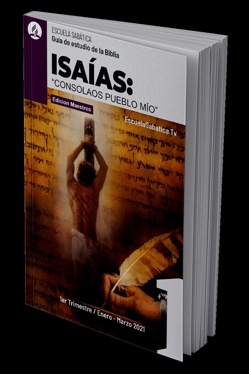 escuela sabatica 2021 1er trimestre Isaias