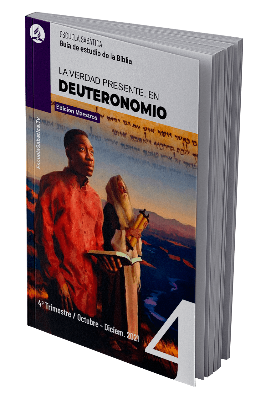 Escuela Sabatica 4to Trimestre 202 Deuteronomio